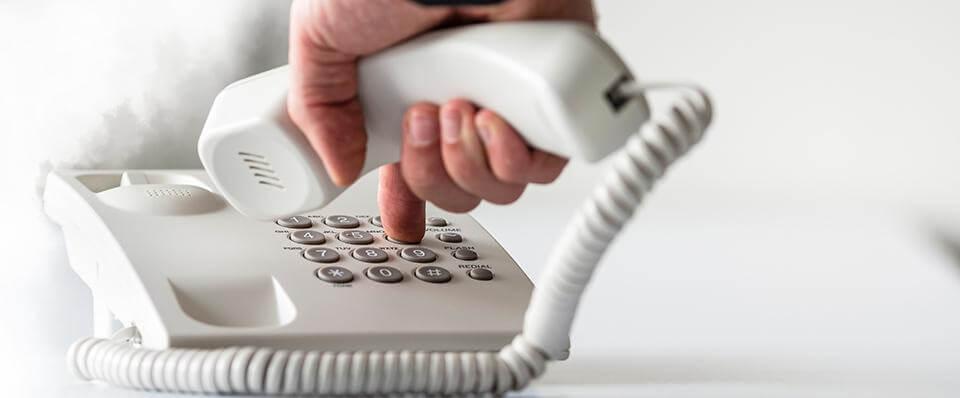 Telefon biurowy